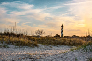 Cape Hatteras Lighthouse, Outerbanks, NC